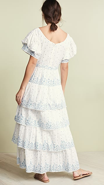 LOVESHACKFANCY Martine Dress