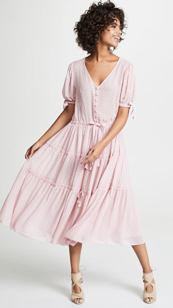 Loveshackfancy Serena Dress
