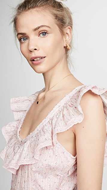 LOVESHACKFANCY Joanne Dress