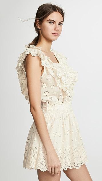 LOVESHACKFANCY Dora Dress