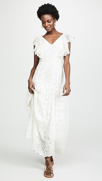 LOVESHACKFANCY Cressida Dress