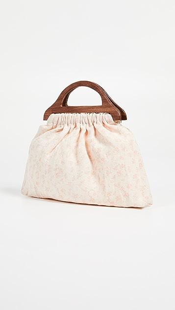 LOVESHACKFANCY Миниатюрная сумка Mckenna