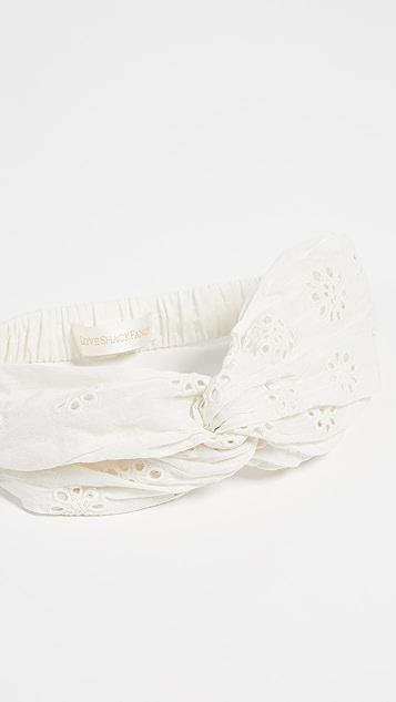 LOVESHACKFANCY Athena Headband
