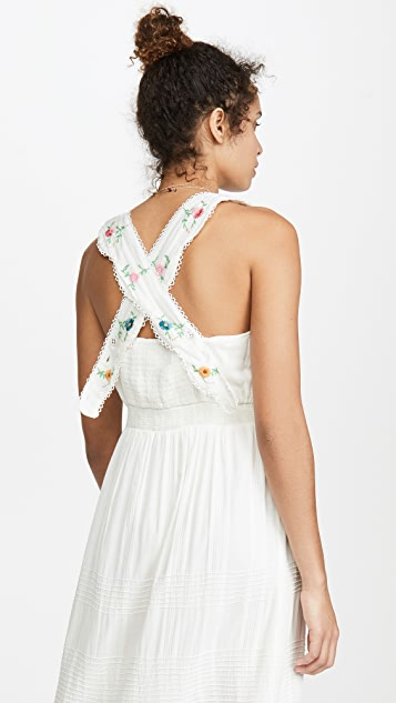 LOVESHACKFANCY Aphrodite Dress