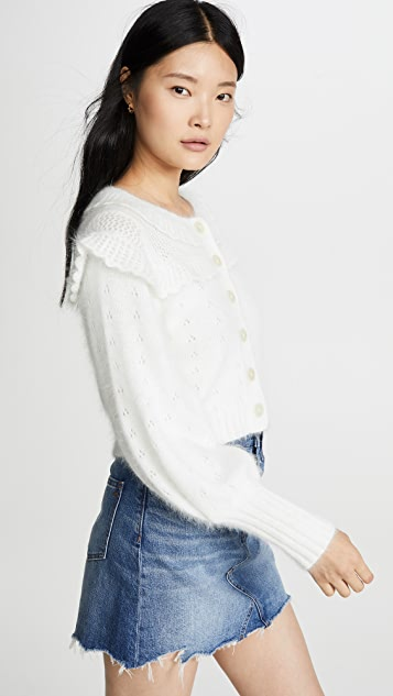 LOVESHACKFANCY Hayden Sweater