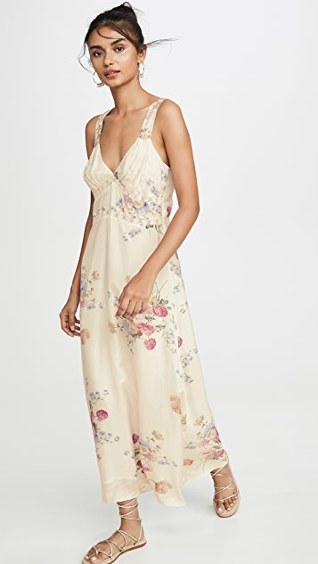 LOVESHACKFANCY Sabina Dress