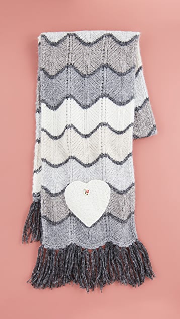 LOVESHACKFANCY Evie Scarf