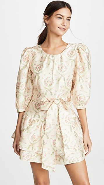 LOVESHACKFANCY Pearla Dress