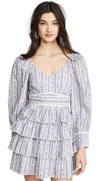 LOVESHACKFANCY Astor Dress