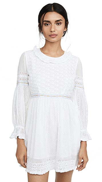 LOVESHACKFANCY Jullian Dress