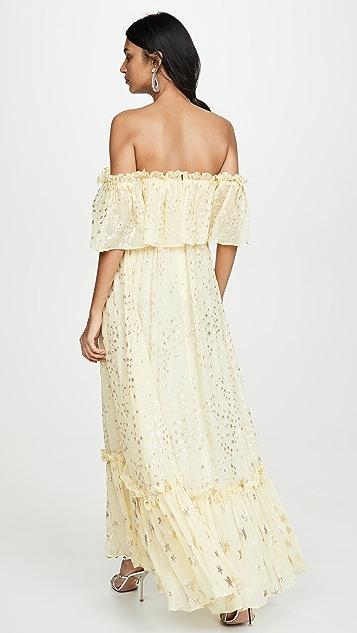 LOVESHACKFANCY Платье Ronny