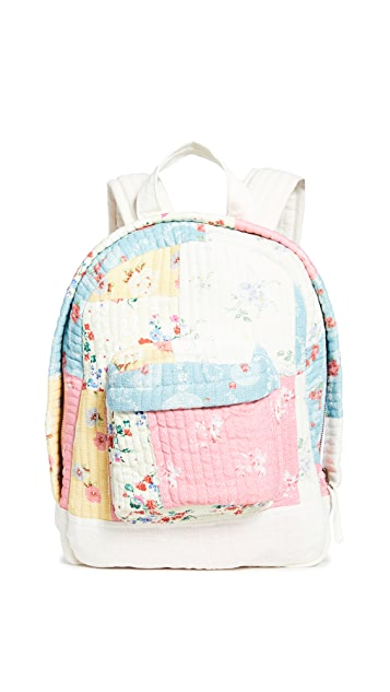 LOVESHACKFANCY Mini Vega Backpack