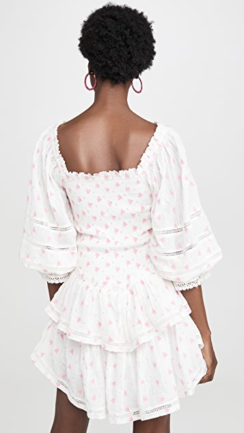 LOVESHACKFANCY Raelynn Dress