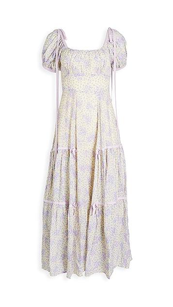 LOVESHACKFANCY Jessie Dress
