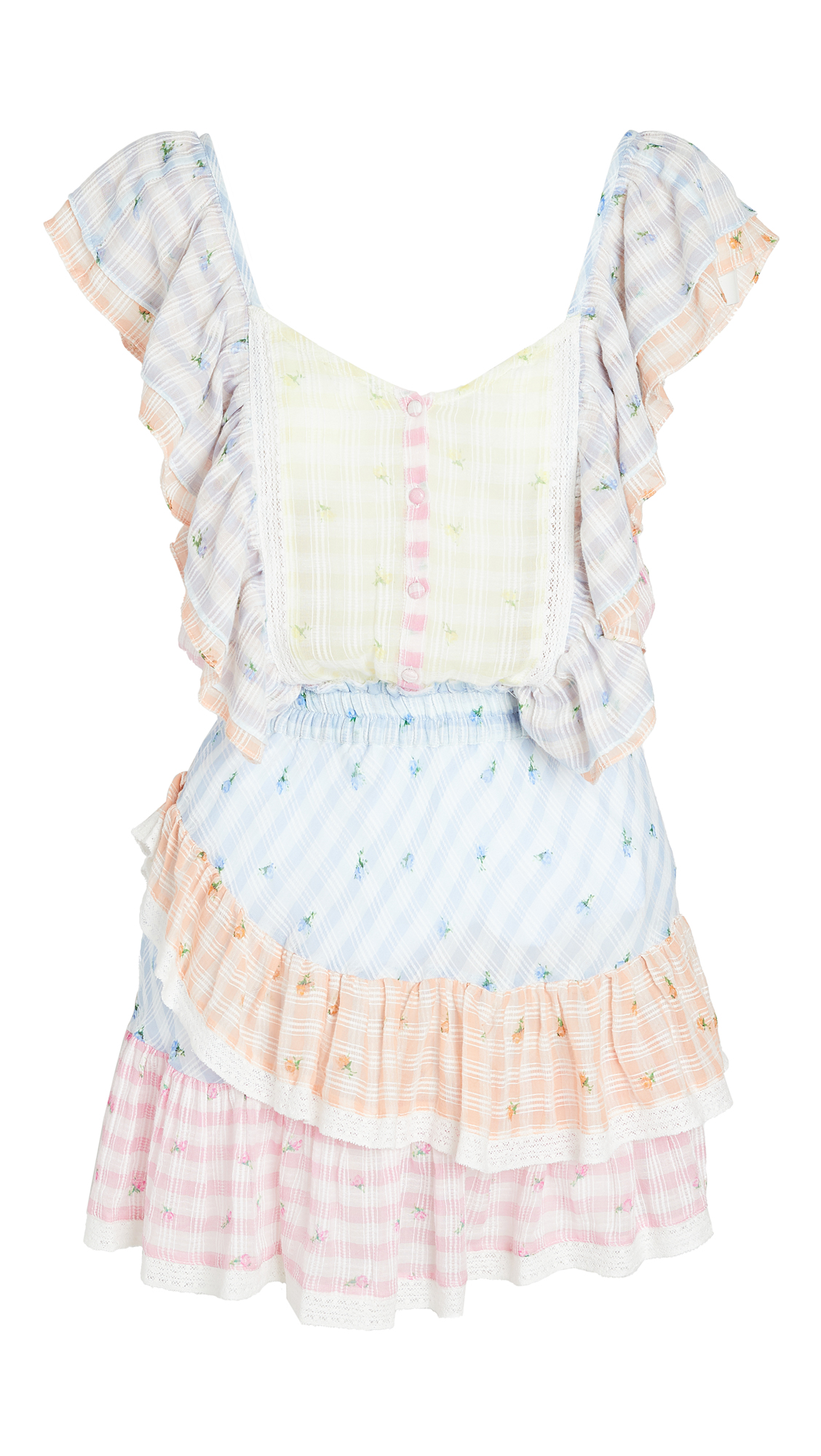 LOVESHACKFANCY Leon Dress