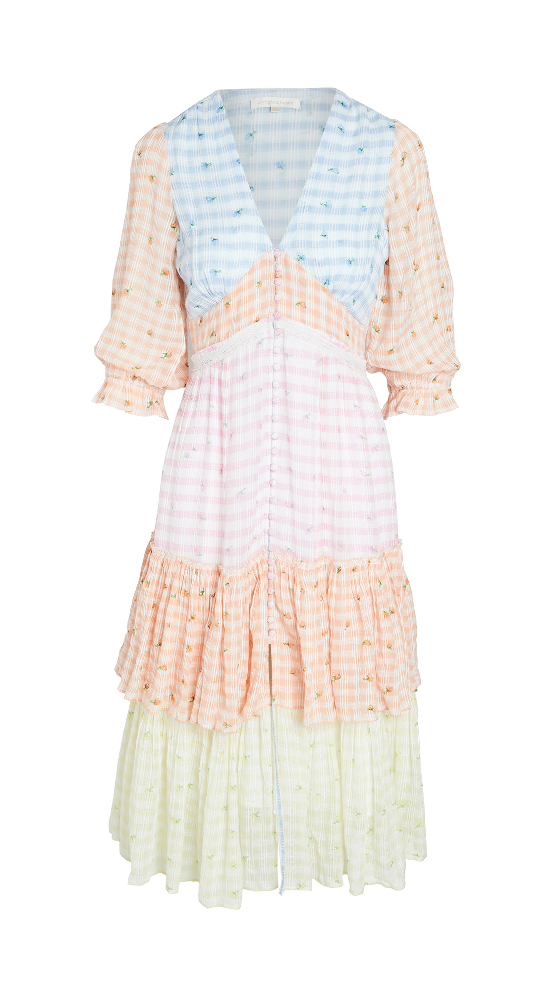 LOVESHACKFANCY Ollie Dress