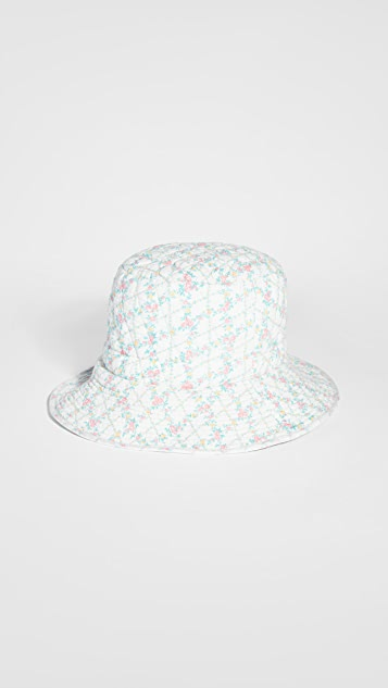 LOVESHACKFANCY Walker Hat