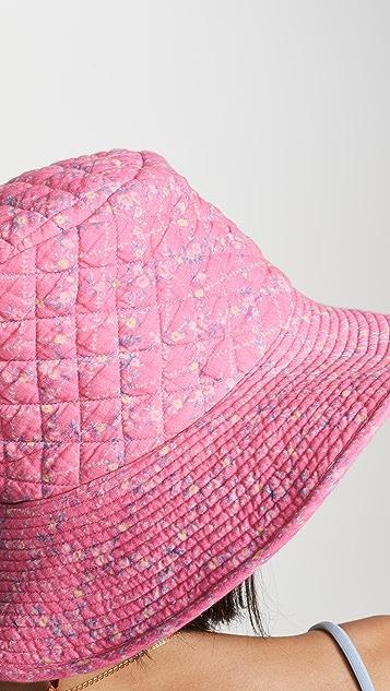 LOVESHACKFANCY Walker 帽子