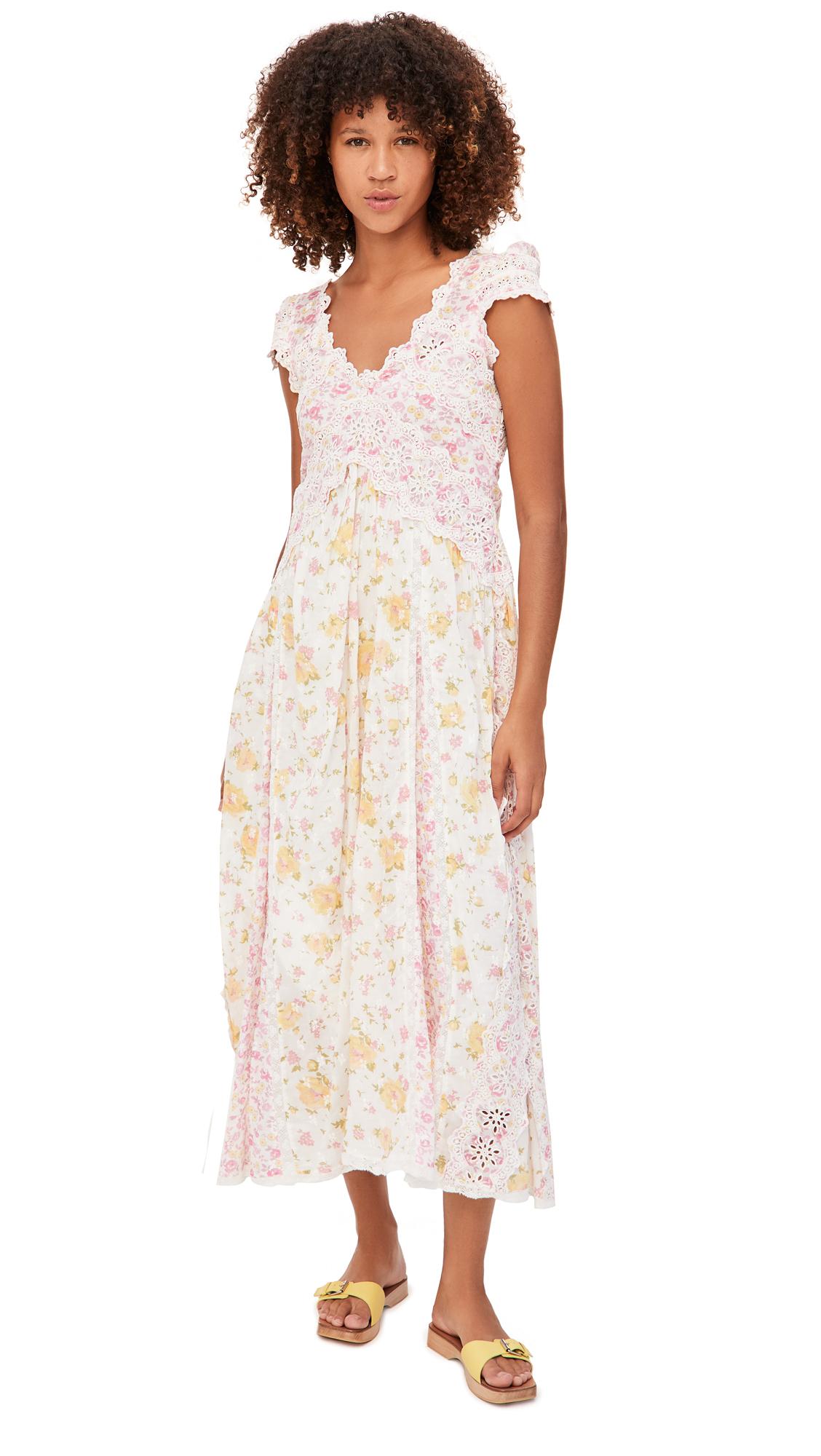 LOVESHACKFANCY Archer Dress
