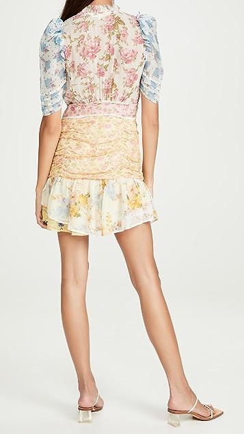 LOVESHACKFANCY Arlo Dress