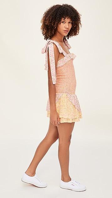 LOVESHACKFANCY Aya Dress