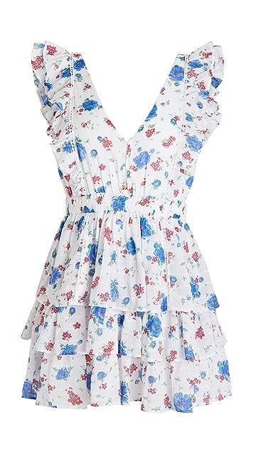 LOVESHACKFANCY Bennett Dress