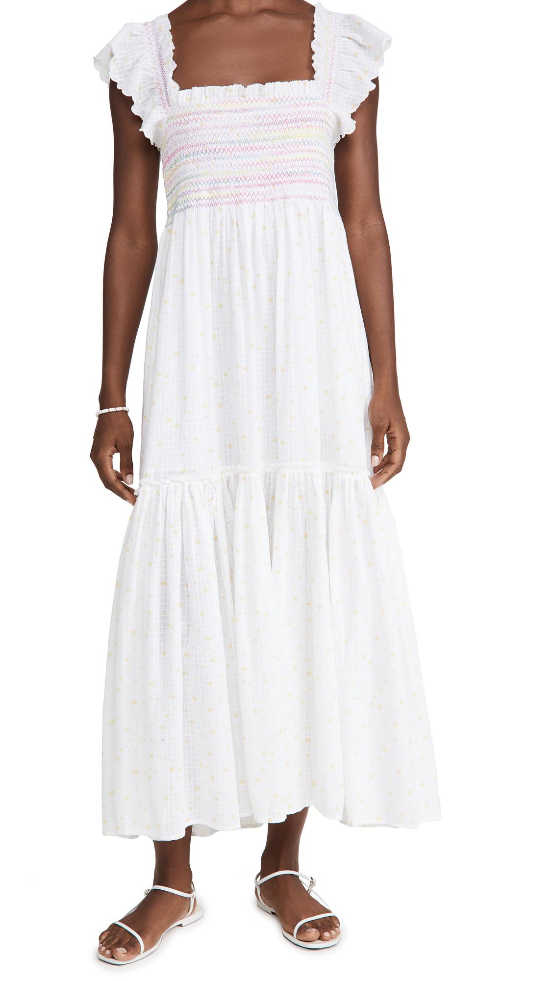 LOVESHACKFANCY Constantine Dress