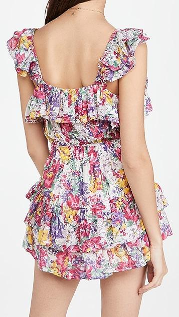 LoveShackFancy Marina Dress