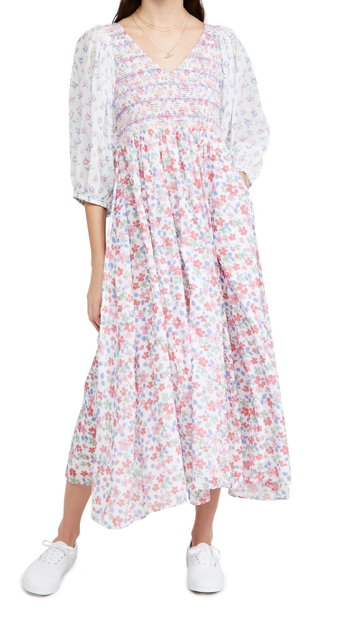 Loveshackfancy Cottons ANALIA DRESS