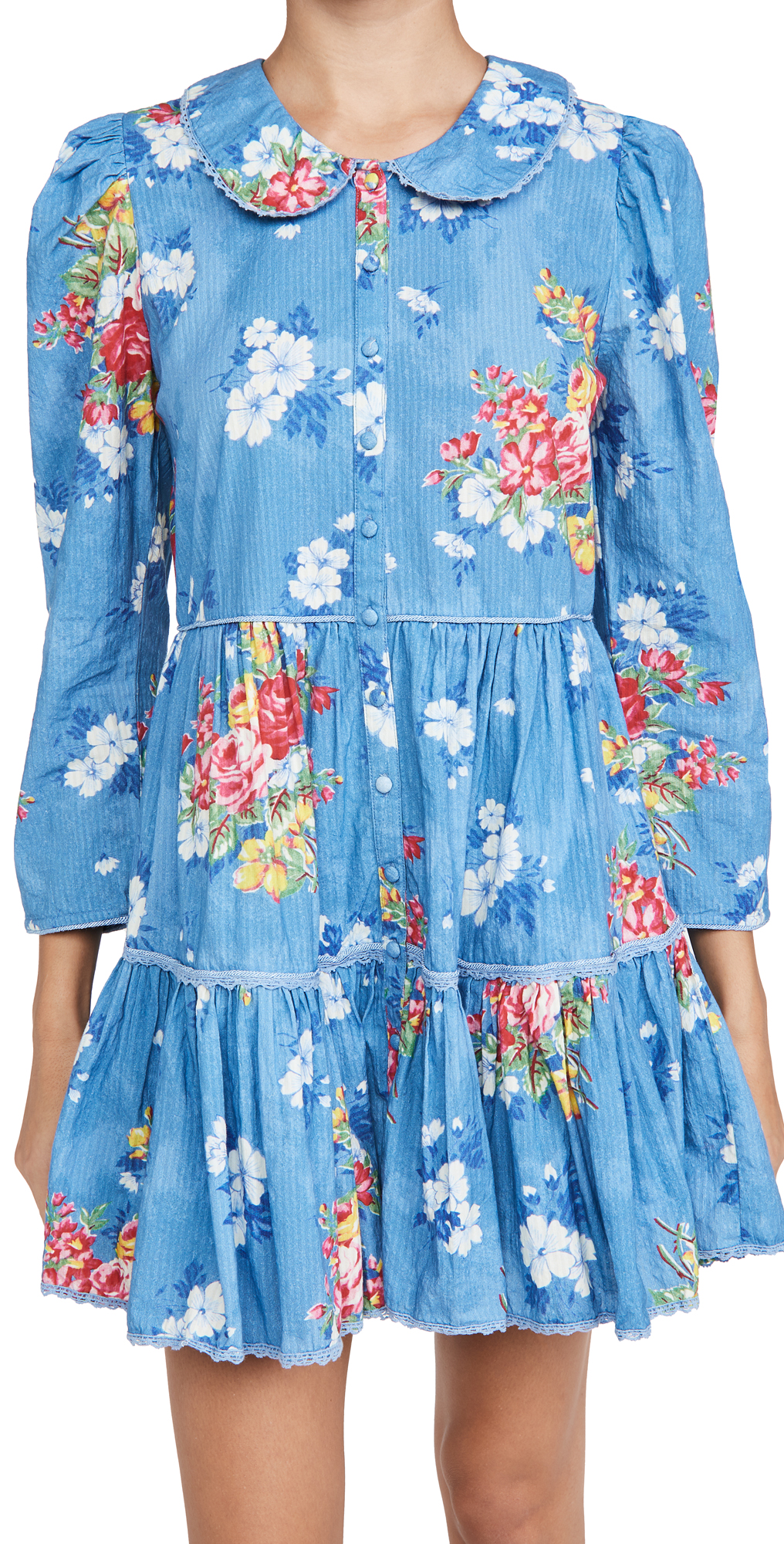 LoveShackFancy Marzia Dress