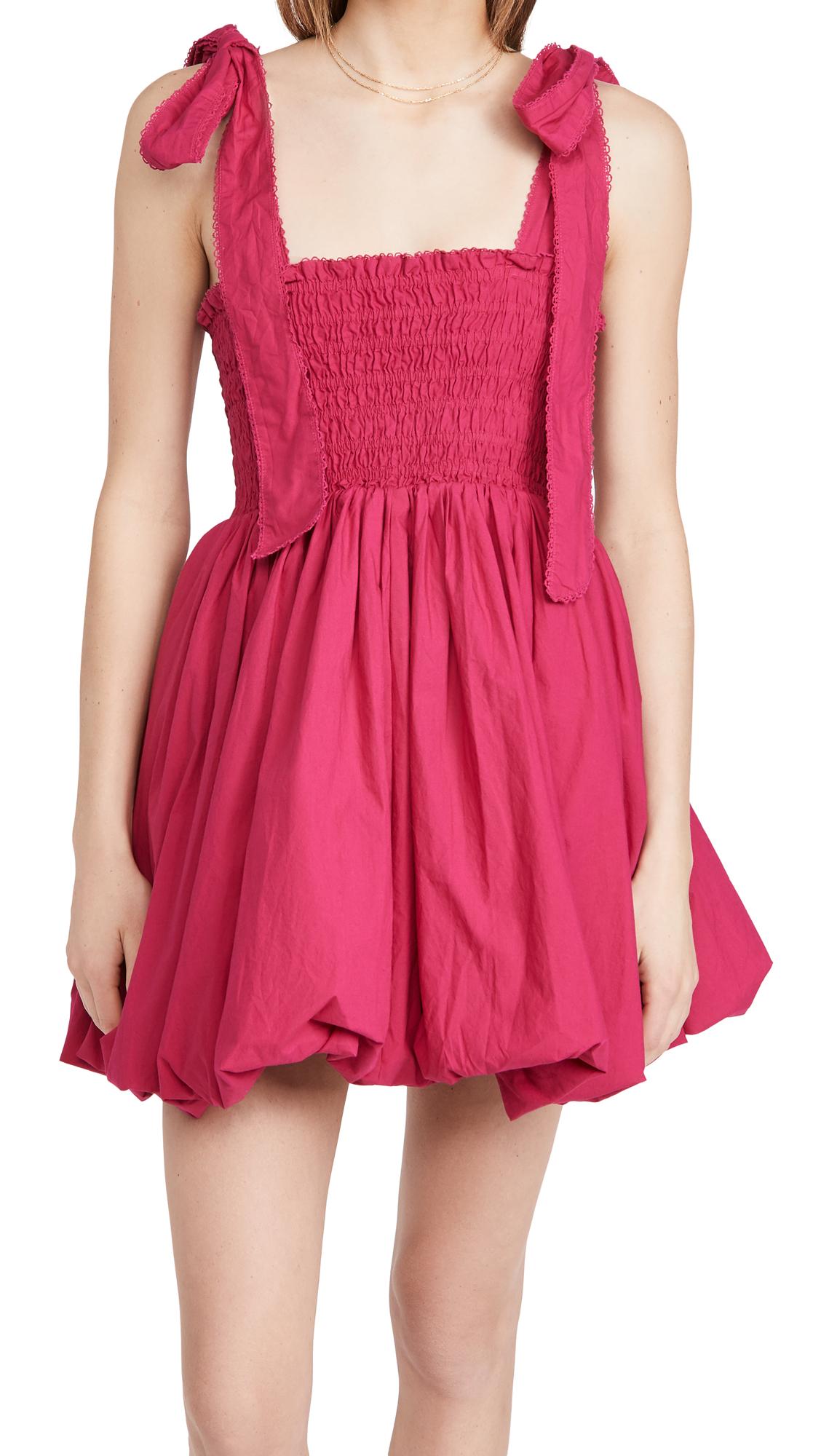 LOVESHACKFANCY Amada Dress