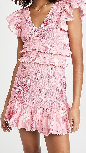 LoveShackFancy Sonora Dress