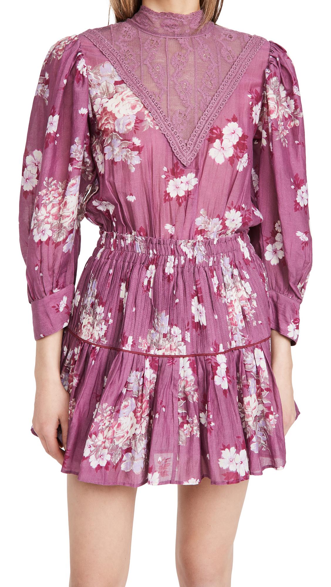 LOVESHACKFANCY Viola Dress