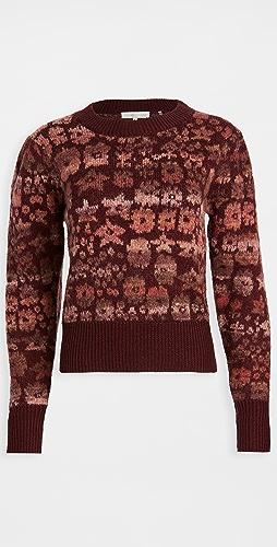 LoveShackFancy - Kirsten Pullover Sweater