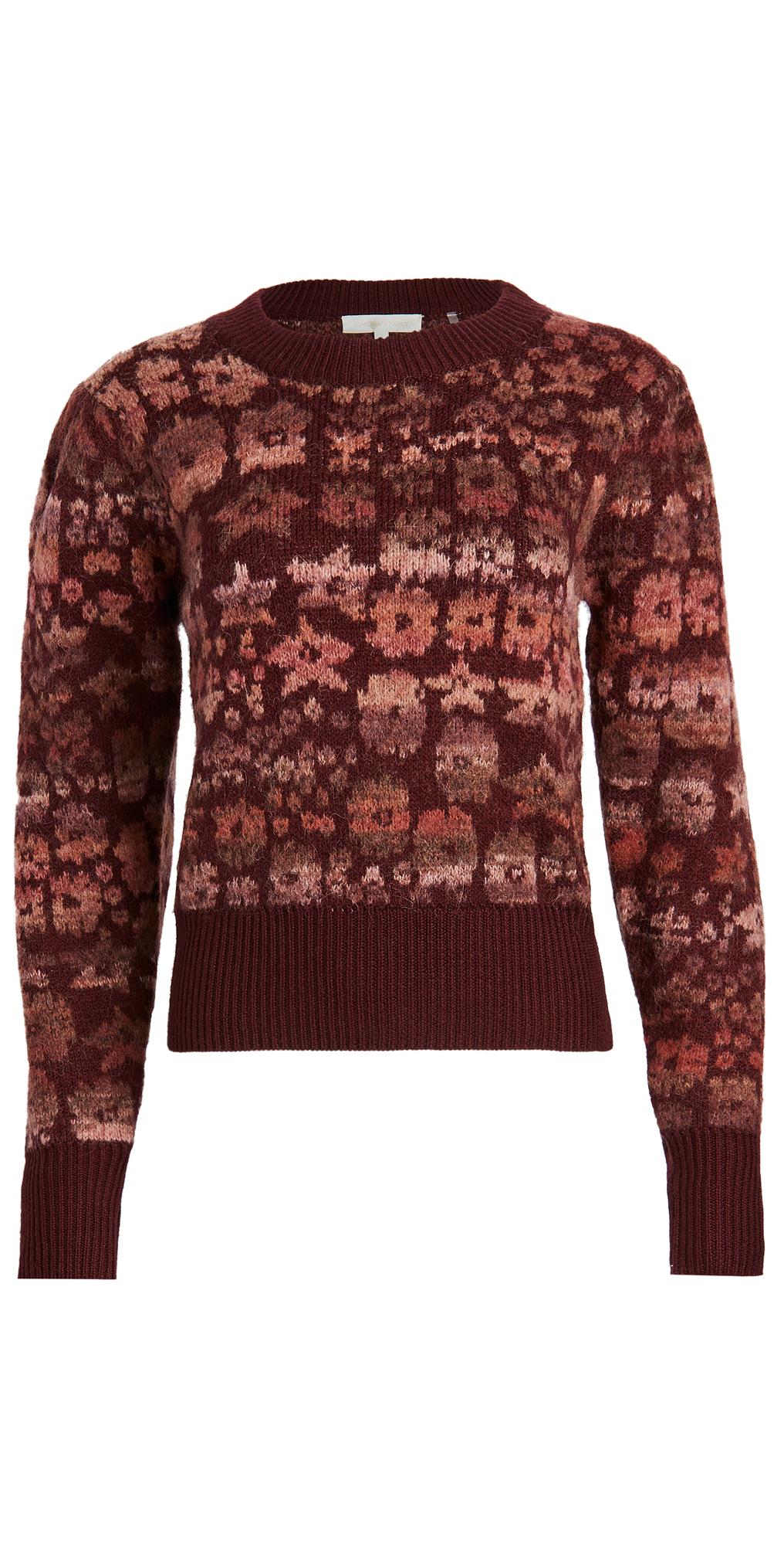 LoveShackFancy Kirsten Pullover Sweater