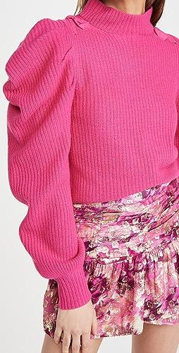 LoveShackFancy - Potter Cashmere Pullover