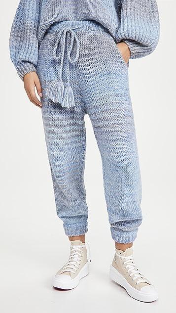 LOVESHACKFANCY Blossom 裤子