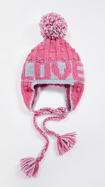 LoveShackFancy Pierce 帽子