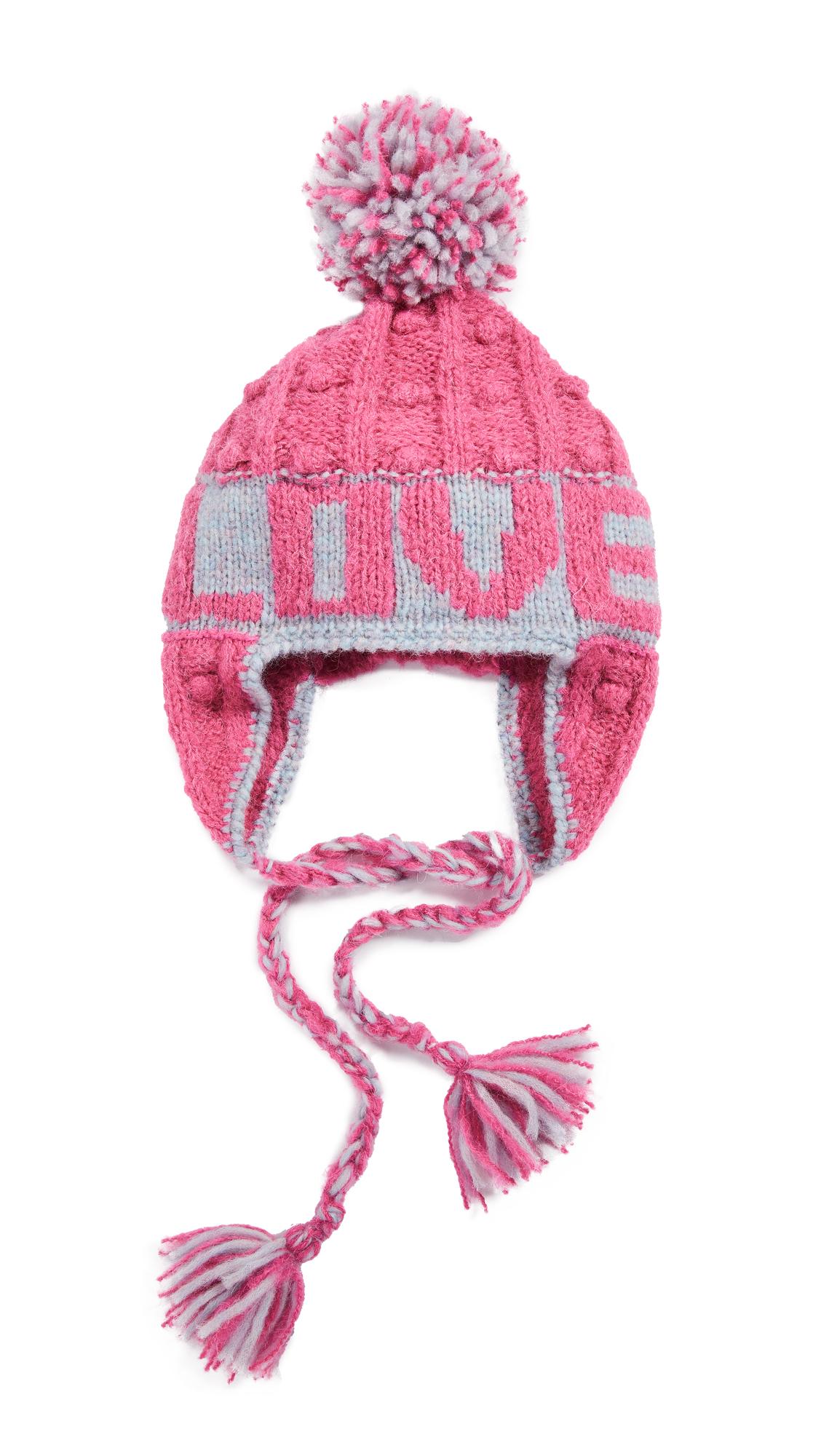 LOVESHACKFANCY Pierce Hat