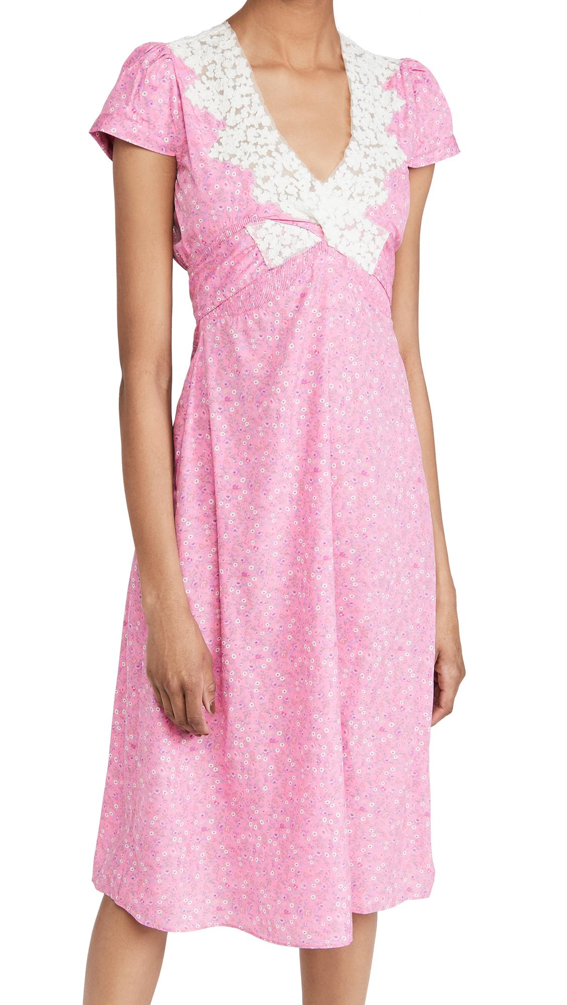 LOVESHACKFANCY Minuet Dress