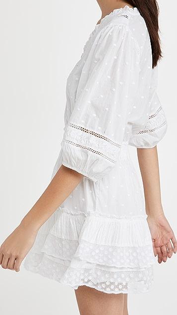 LoveShackFancy Adley Dress
