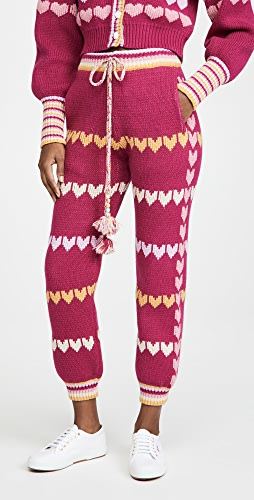 LoveShackFancy - Chabela Pants