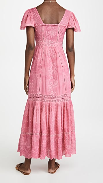 LoveShackFancy Norma Dress