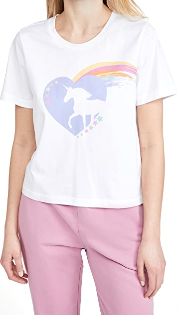 LoveShackFancy Calix T 恤