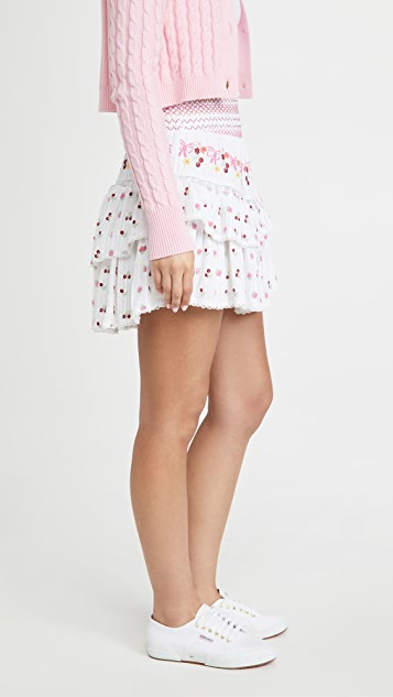 LoveShackFancy Talma Skirt