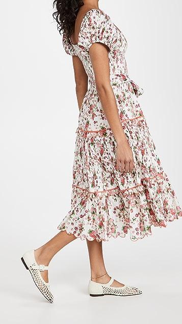 LoveShackFancy Masie Dress