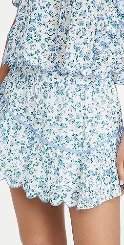 LoveShackFancy - Memphis Skirt