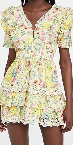 LoveShackFancy - Aldina Dress