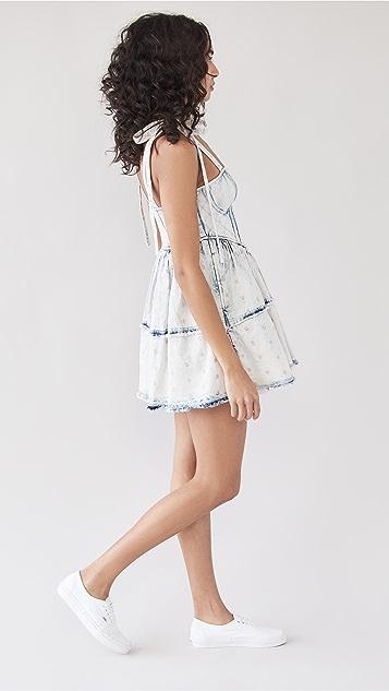 LoveShackFancy Dorna Dress