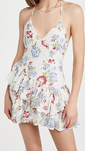LoveShackFancy Marion Dress